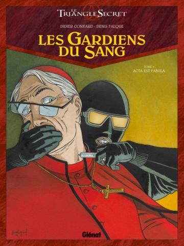 Les Gardiens du Sang - Tome 05