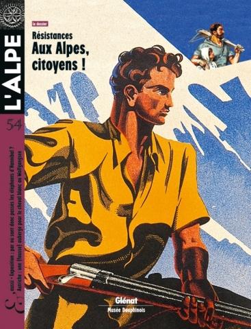 L'Alpe 54 - Résistances