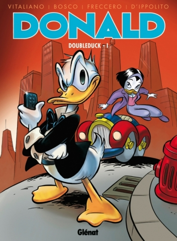 Donald - DoubleDuck - Tome 01