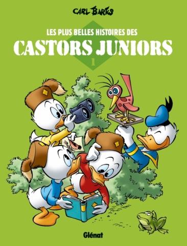 Les plus belles histoires des Castors Juniors - Tome 01