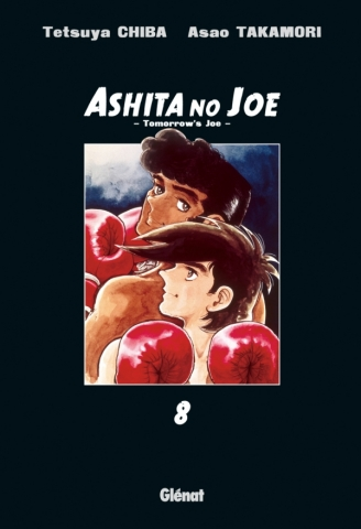 Ashita no Joe - Tome 08