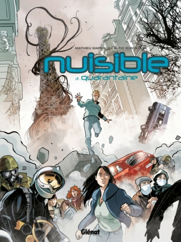 Nuisible - Tome 03