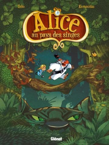 Alice au pays des singes - Livre I