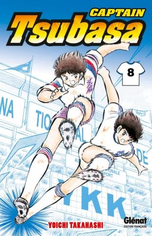 Captain Tsubasa - Tome 08