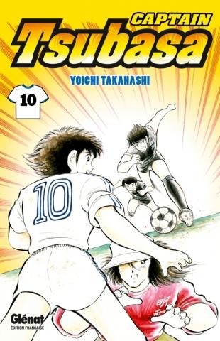 Captain Tsubasa - Tome 10