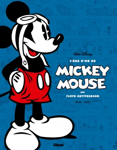 L'âge d'or de Mickey Mouse - Tome 01