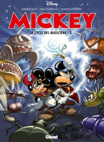 Mickey - Le Cycle des magiciens - Tome 03