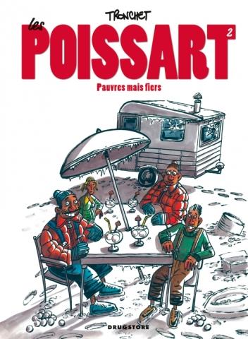 Les Poissart - Tome 02