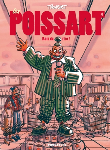 Les Poissart - Tome 03