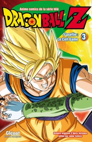 Dragon Ball Z - 5e partie - Tome 03