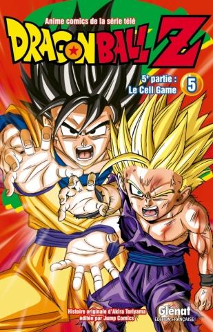 Dragon Ball Z - 5e partie - Tome 05