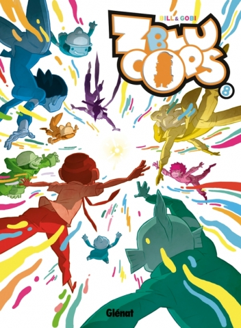 Zblucops - Tome 08