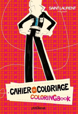 Cahier de coloriage prêt-à-porter - Poche