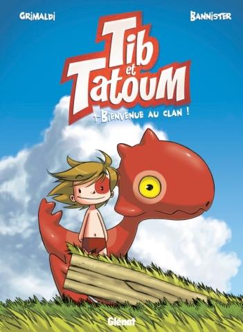 Tib et Tatoum - Tome 01