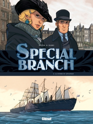 Special Branch - Tome 02