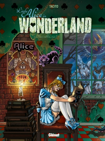 Little Alice in Wonderland - Tome 01