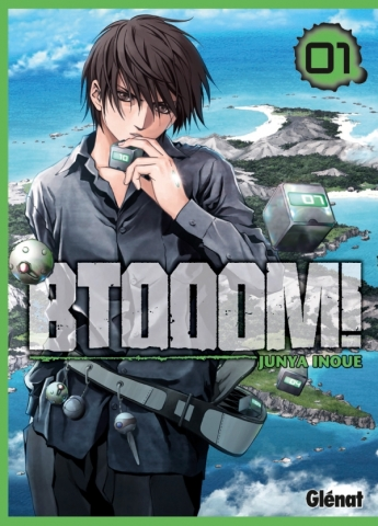 Btooom! - Tome 01