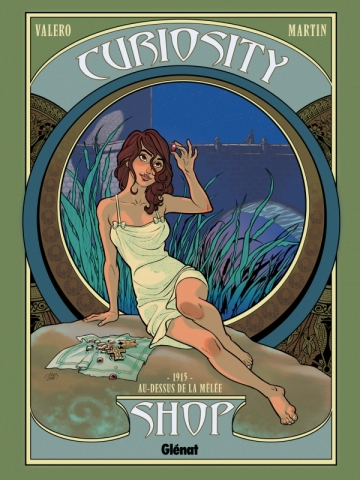 Curiosity Shop - Tome 02