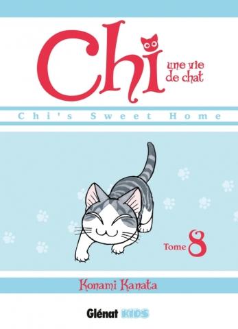Chi - Une vie de chat - Tome 08
