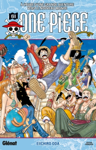 One Piece - Édition originale - Tome 61