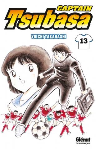 Captain Tsubasa - Tome 13