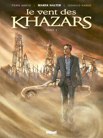 Le Vent des Khazars - Tome 02