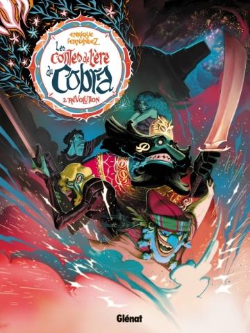 Les Contes de l'ère du Cobra - Tome 02