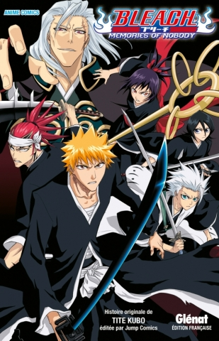 Bleach Anime comics - Memories of Nobody