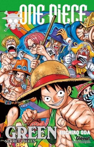 One Piece - Green