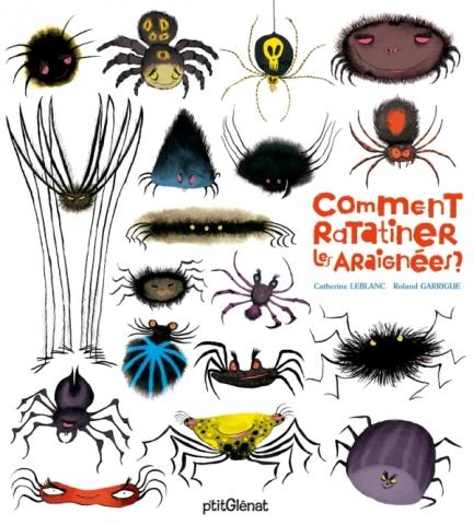 Comment ratatiner les araignées ?
