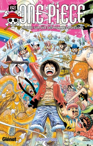 One Piece - Édition originale - Tome 62
