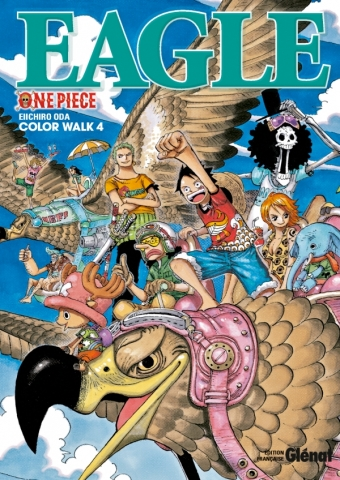One Piece Color Walk - Tome 04