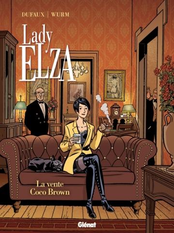 Lady Elza - Tome 02