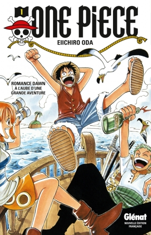 One Piece - Édition originale - Tome 01