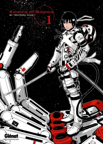 Knights of Sidonia - Tome 01