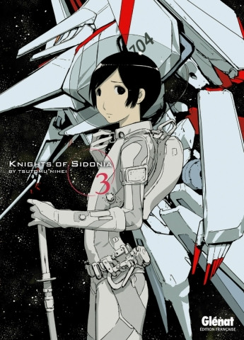 Knights of Sidonia - Tome 03