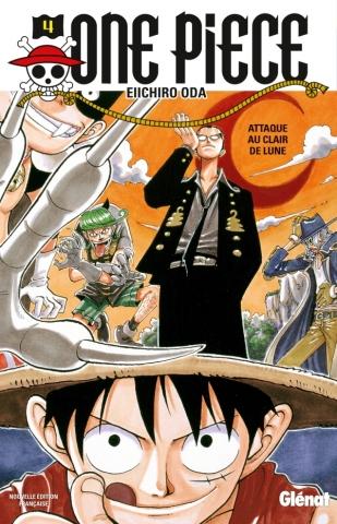 One Piece - Édition originale - Tome 04
