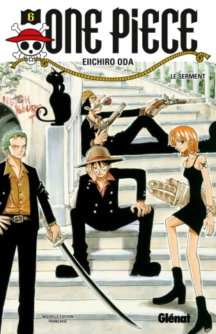 One Piece - Édition originale - Tome 06