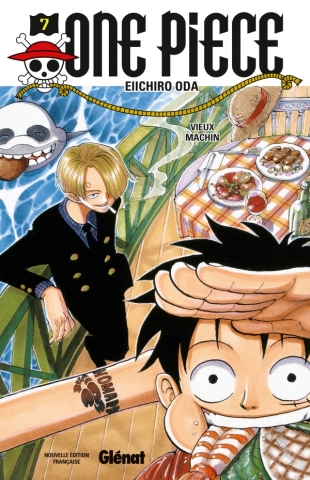 One Piece - Édition originale - Tome 07