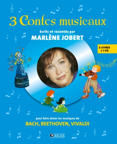 Coffret 3 Contes musicaux