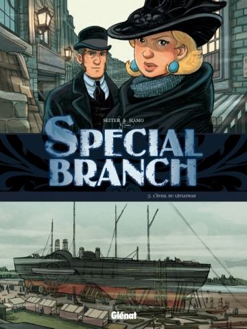 Special Branch - Tome 03