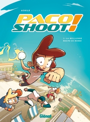 Paco Shoot ! - Tome 01