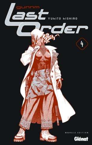 Gunnm Last Order (sens français) - Tome 04