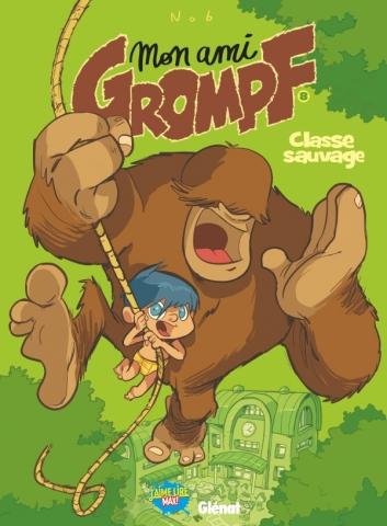 Mon Ami Grompf - Tome 08