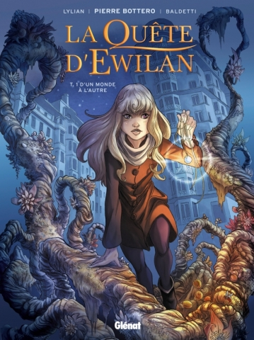 La Quête d'Ewilan - Tome 01