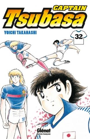 Captain Tsubasa - Tome 32