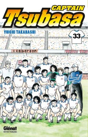 Captain Tsubasa - Tome 33