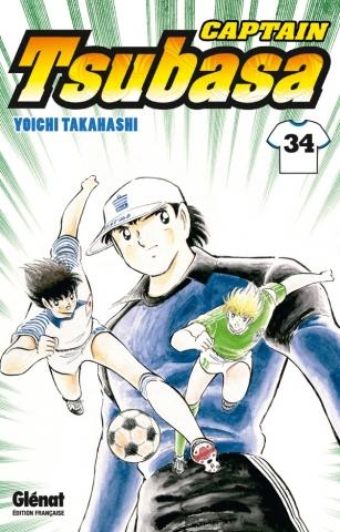 Captain Tsubasa - Tome 34
