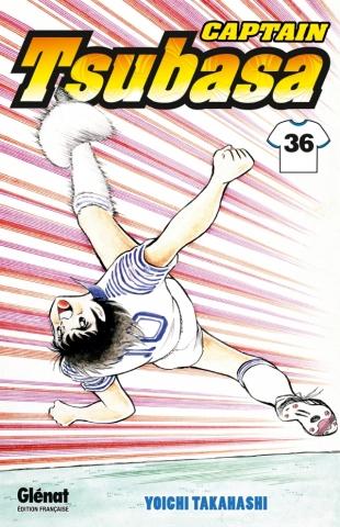 Captain Tsubasa - Tome 36