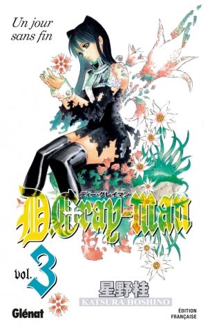 D.Gray-Man - Édition originale - Tome 03
